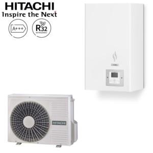 6.0 KW Hitachi Yutaki S 2.5